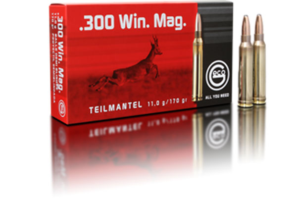 geco .300 Win. Mag. TM 11,0g, 20 pcs/box