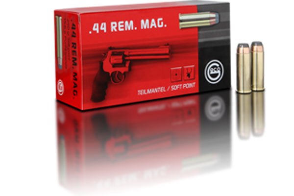Geco .44 Rem. Mag. TM 15,6g (50 pcs/box)