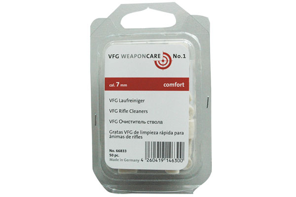 VFG Rifle cleaner 7 mm (50pcs)
