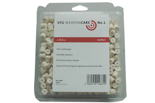 VFG Rifle cleaner 9,3 mm (500pcs)