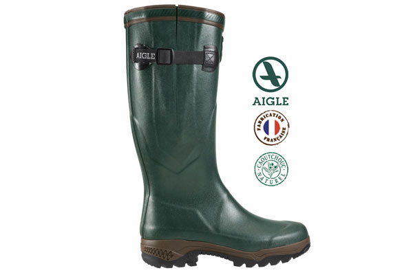 Boots AIGLE Parcours 2 Iso green No: 38