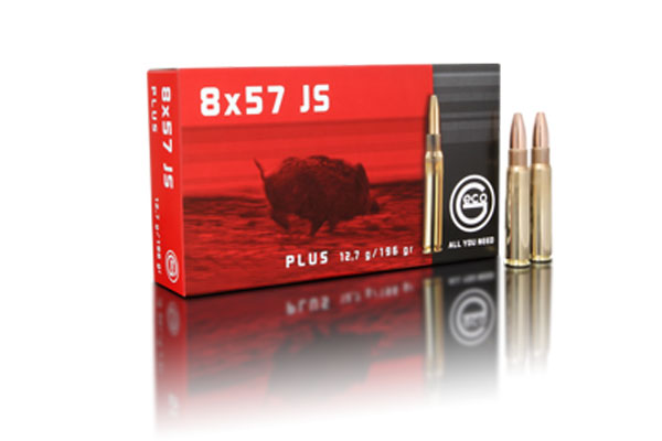 Geco 8x57 JS PLUS 12,7g (20 pcs/box )