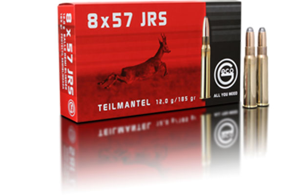 geco 8x57 JRS TM 12,0g, 20 pcs/box