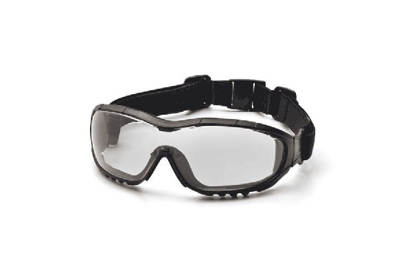 ASG Strike Systems Protective Tactical Glasses Anti-Fog Clear