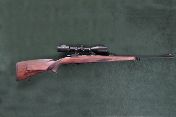 Repeating Rifle ( K-98 ) BOCK KRANJ cal. 308 Win, Left handed