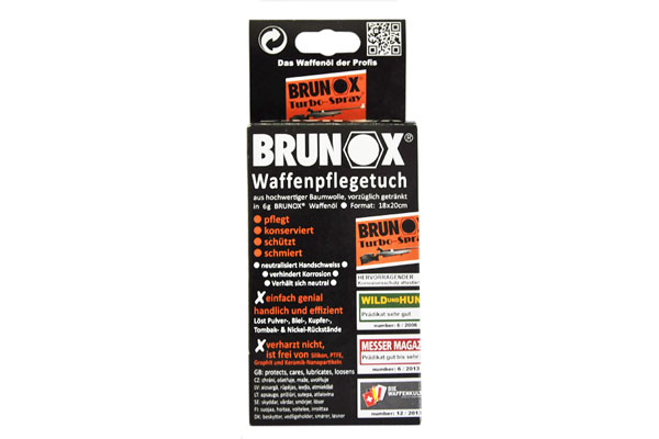 BRUNOX® Gun Care Cloth