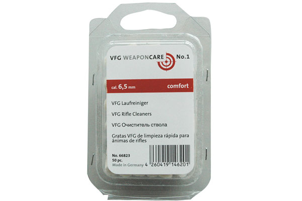 VFG Rifle cleaner 6,5 mm (50pcs)