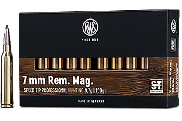 RWS 7 mm Rem. Mag. SPEED TIP PRO 9,7g