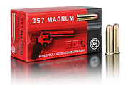 Handgun Ammunition for Revolvers