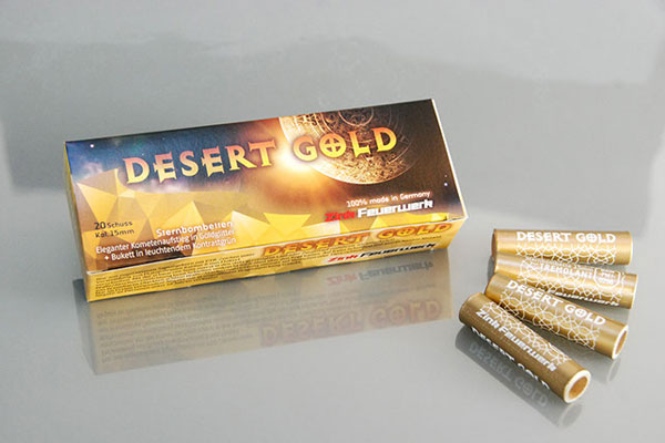 Desert Gold 15mm (20)