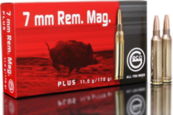 geco 7 mm Rem. Mag. PLUS 11,0g (20 pcs/box)