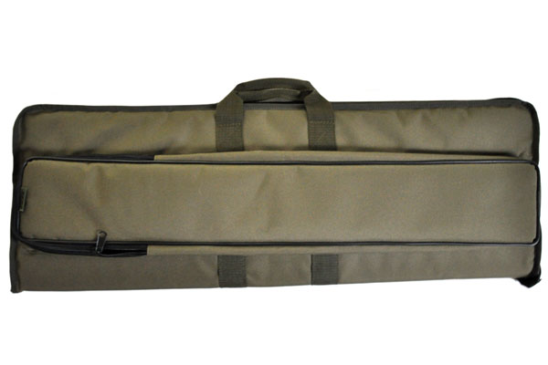 Gun Cover HR098 green for combined rifles