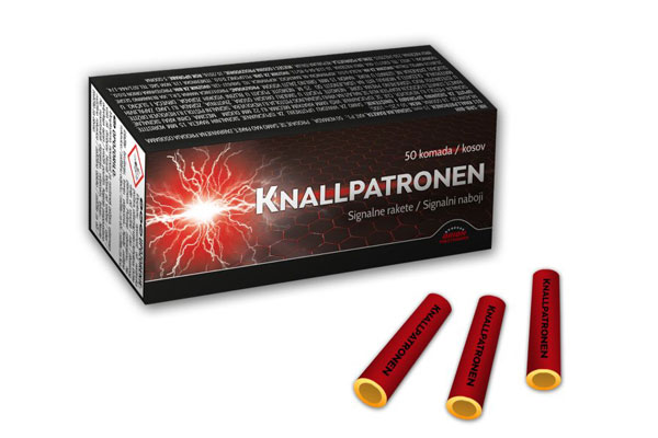 Knallpatronen 15mm ( 50 )