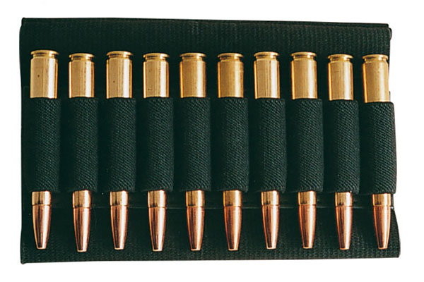 AKAH Stock cartridge pouch for rifle cartridges
