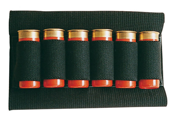 AKAH Stock cartridge pouch for shotshells