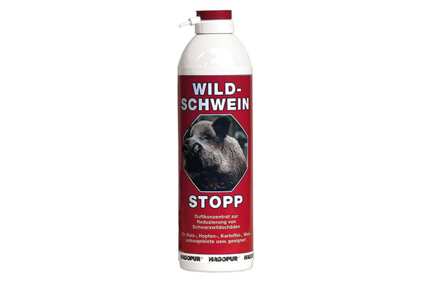 HAGOPUR Wild Boar Stop 400ml red
