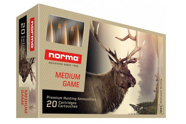 NORMA .308 WIN TIPSTRIKE 170gr 11,0g (20)