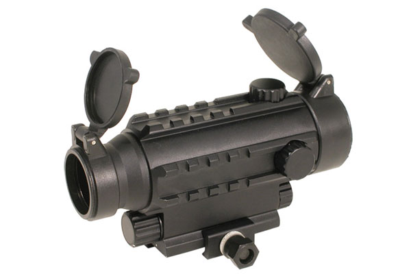 Rdeča pika OPTICS RED DOT W/ RAILS