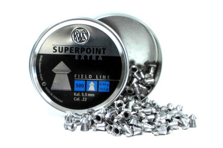cal. 5.5 mm, rws superpoint extra, 500