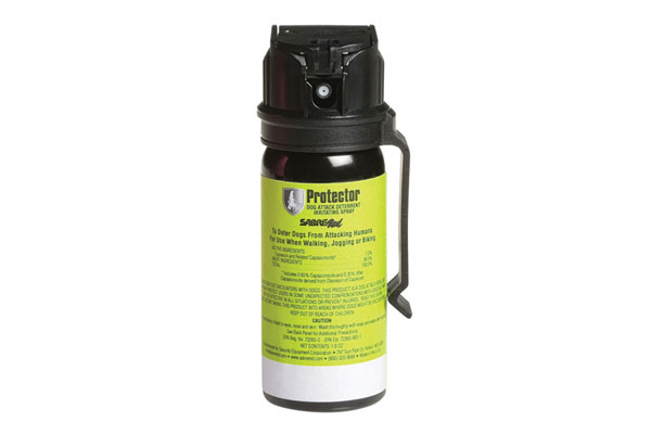 Protector Dog Spray with Belt Clip