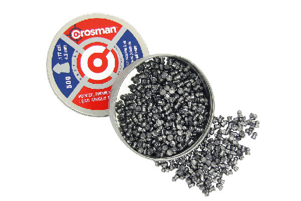 cal. 4,5 mm Diabole Crosman Pointed 500 pcs