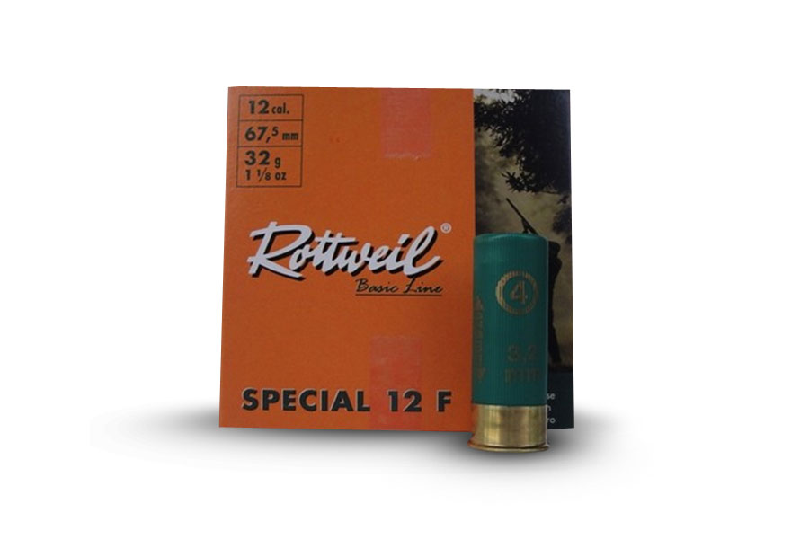 rtw special 12F 12/67.5 2.7 mm, green UM ( 25 )