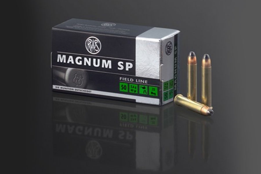 rws .22Mag. TM  ( 50 pcs/box )