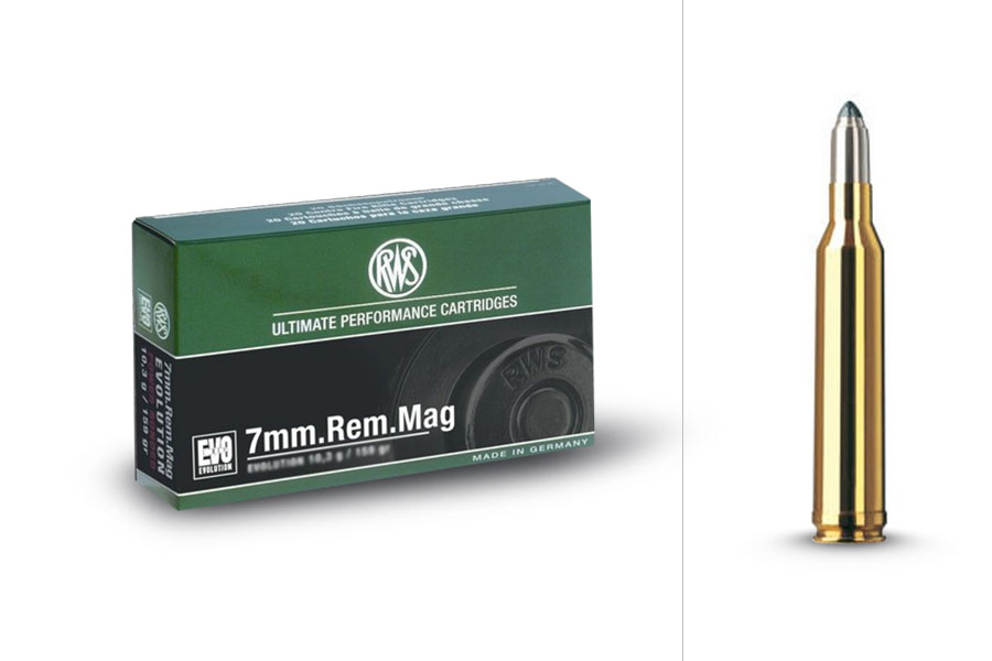 rws 7mm Rem. Mag. KS 10,5g, 20 pcs/box