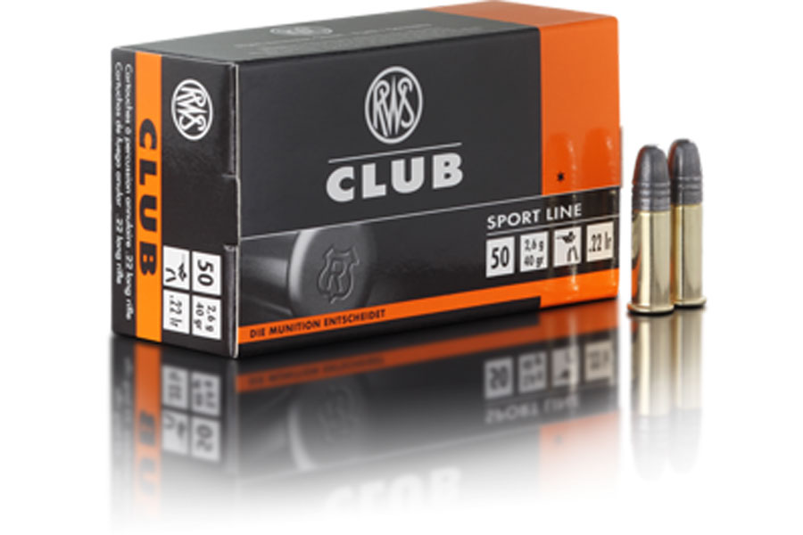 rws.22lr Club   ( 50 pcs/box )
