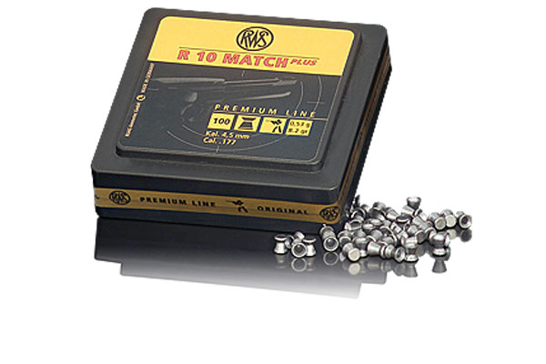 rws R10 Match Plus 4,5 mm 0,53g (100) puška
