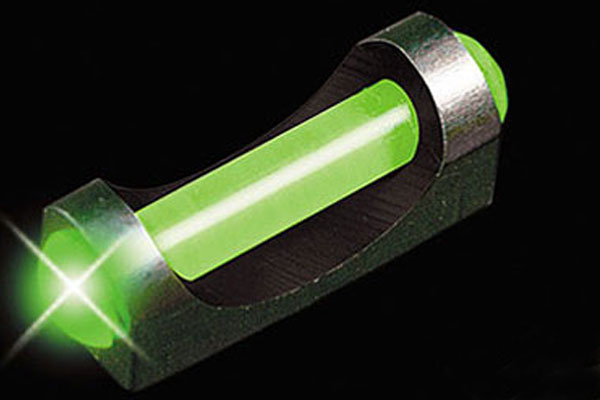 TRUGLO Magnum Fat Bead green, M2,6mm, D2,5mm