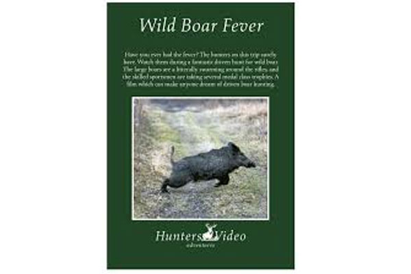 """Wild Boar Fever"" DVD"