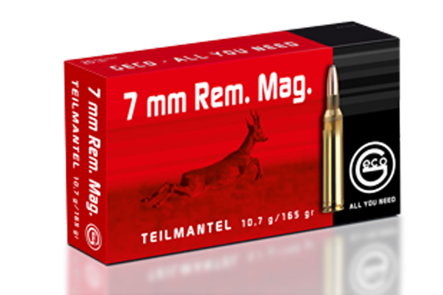 geco 7mm Rem.Mag. TM 10,7g ( 20 pcs/box )