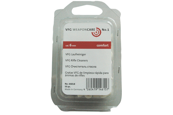 VFG Rifle cleaner 6MM (50 PCS )