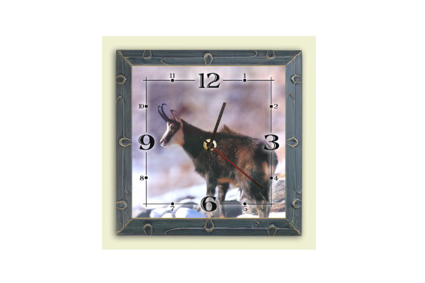 "Wall clock ""Gams"""