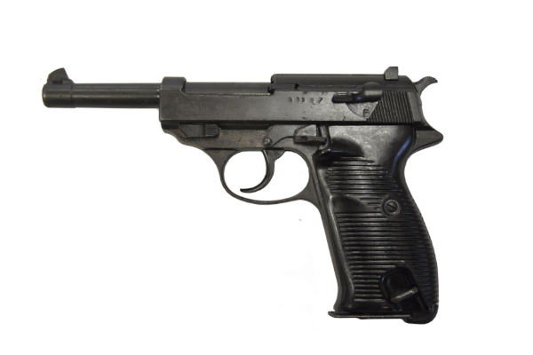 Walther P38 kalibra 9mm Luger